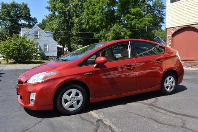 2011 Toyota Prius for sale at Absolute Auto Sales, Inc in Brockton MA