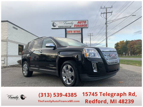 2015 GMC Terrain for sale at The Family Auto Finance in Redford MI