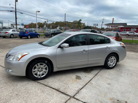 2010 Nissan Altima for sale at Baton Rouge Auto Sales in Baton Rouge LA