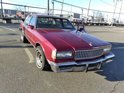 1988 Chevrolet Caprice for sale at Autos Under 5000 + JR Transporting in Island Park NY