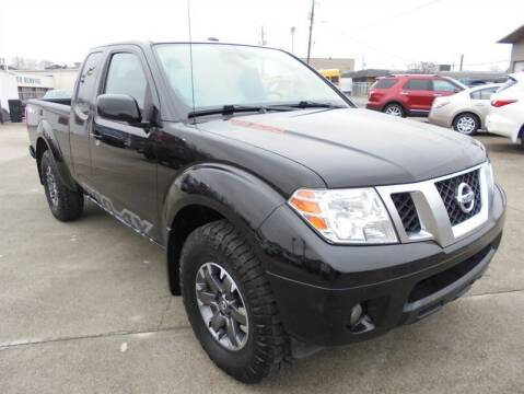 2015 Nissan Frontier for sale at PIONEER AUTO SALES LLC in Cleveland TN