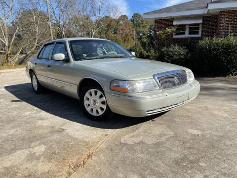 2005 Mercury Grand Marquis for sale at L & M Auto Broker in Stone Mountain GA