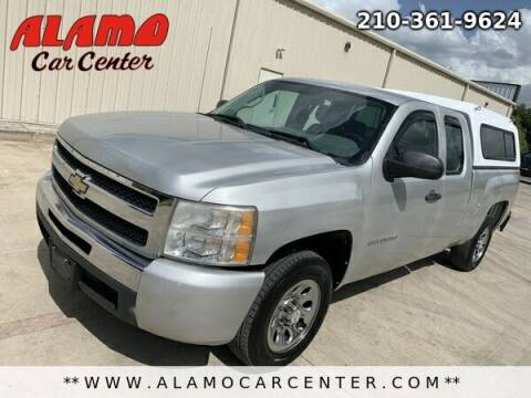 2011 Chevrolet Silverado 1500 for sale at Alamo Car Center in San Antonio TX