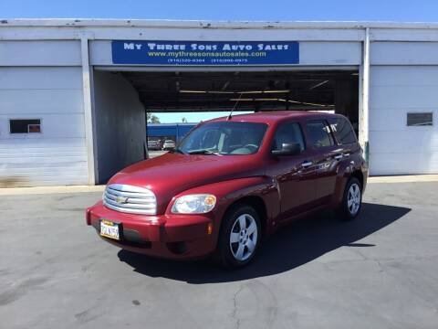 2007 Chevrolet HHR for sale at My Three Sons Auto Sales in Sacramento CA
