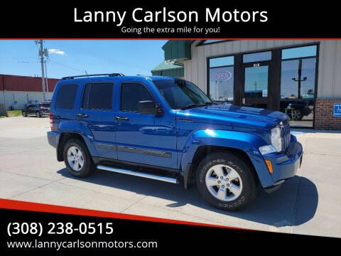2010 Jeep Liberty for sale at Lanny Carlson Motors in Kearney NE