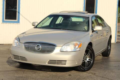 2007 Buick Lucerne for sale at Dynamics Auto Sale in Highland IN