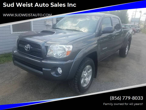2011 Toyota Tacoma for sale at Sud Weist Auto Sales Inc in Maple Shade NJ