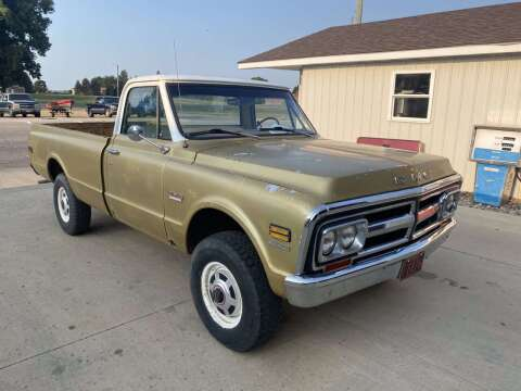1970 GMC C/K 2500 Series for sale at B & B Auto Sales in Brookings SD