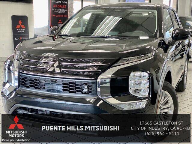 2022 Mitsubishi Outlander for sale in City Of Industry, CA