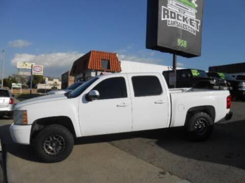 2011 Chevrolet Silverado 1500 for sale at Rocket Car sales in Covina CA