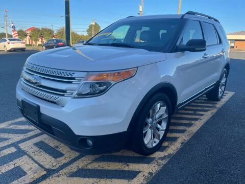 2012 Ford Explorer for sale at Auto America - Monroe in Monroe NC