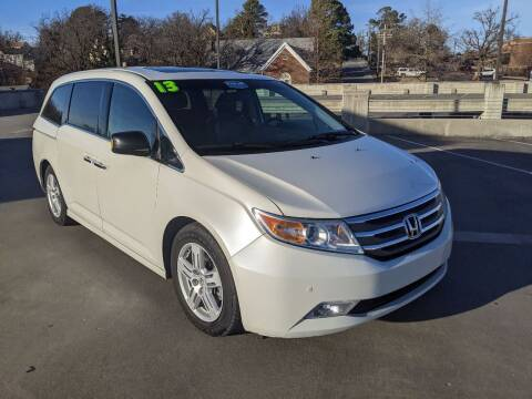 2013 Honda Odyssey for sale at QC Motors in Fayetteville AR