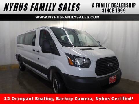 2016 Ford Transit Passenger for sale at Nyhus Family Sales in Perham MN