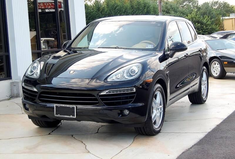 2012 Porsche Cayenne for sale at Avi Auto Sales Inc in Magnolia NJ