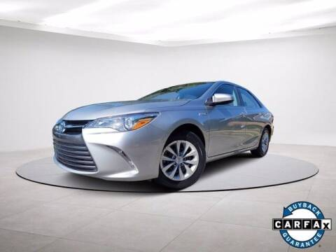 2017 Toyota Camry Hybrid for sale at Carma Auto Group in Duluth GA