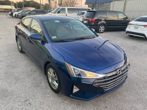 2019 Hyundai Elantra for sale at Marvin Motors in Kissimmee FL