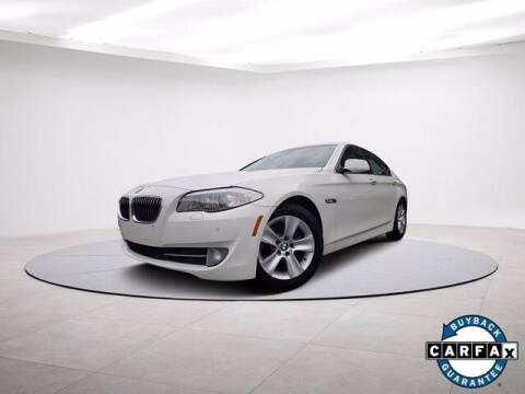 2012 BMW 5 Series for sale at Carma Auto Group in Duluth GA