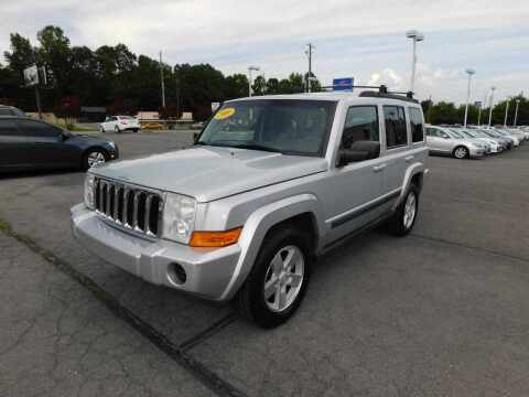 2008 Jeep Commander for sale at Paniagua Auto Mall in Dalton GA