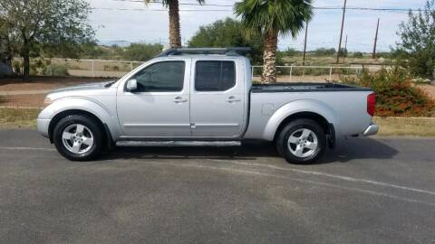 2008 Nissan Frontier for sale at Ryan Richardson Motor Company in Alamogordo NM
