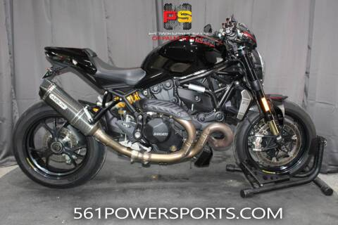 2017 Ducati Monster 1200 R for sale at Powersports of Palm Beach in Hollywood FL