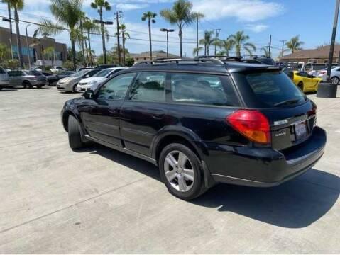 2006 Subaru Outback for sale at Gold Coast Motors in Lemon Grove CA