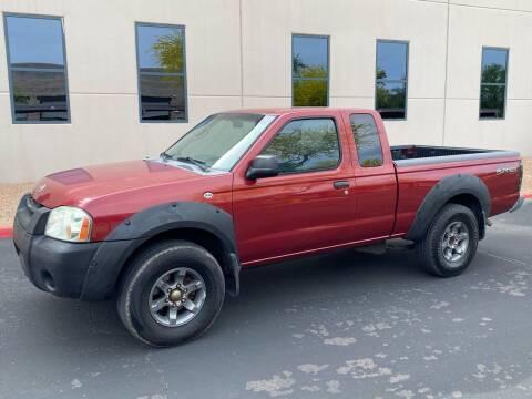 2004 Nissan Frontier for sale at Autodealz in Tempe AZ