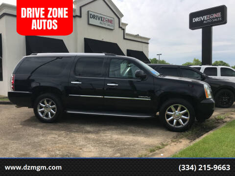 2013 GMC Yukon XL for sale at DRIVE ZONE AUTOS in Montgomery AL