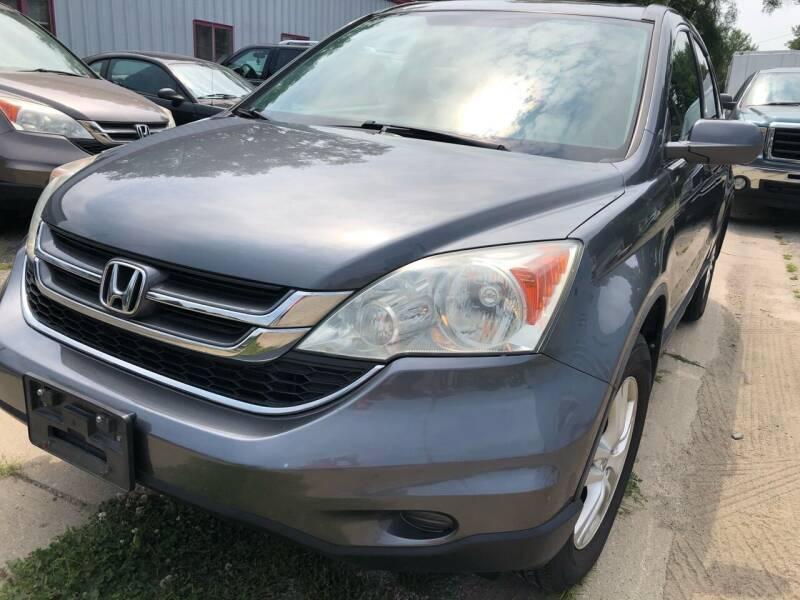 2010 Honda CR-V for sale at ABC Motors in Wyoming MI