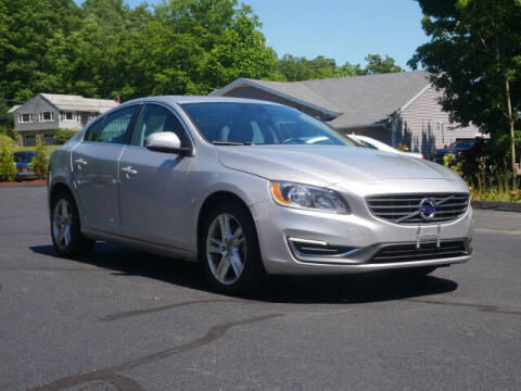 2015 Volvo S60 for sale at Canton Auto Exchange in Canton CT