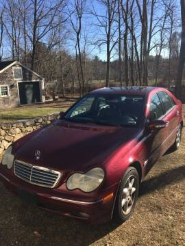 2002 Mercedes-Benz C-Class for sale at Dave's Garage Inc in Hampton Beach NH
