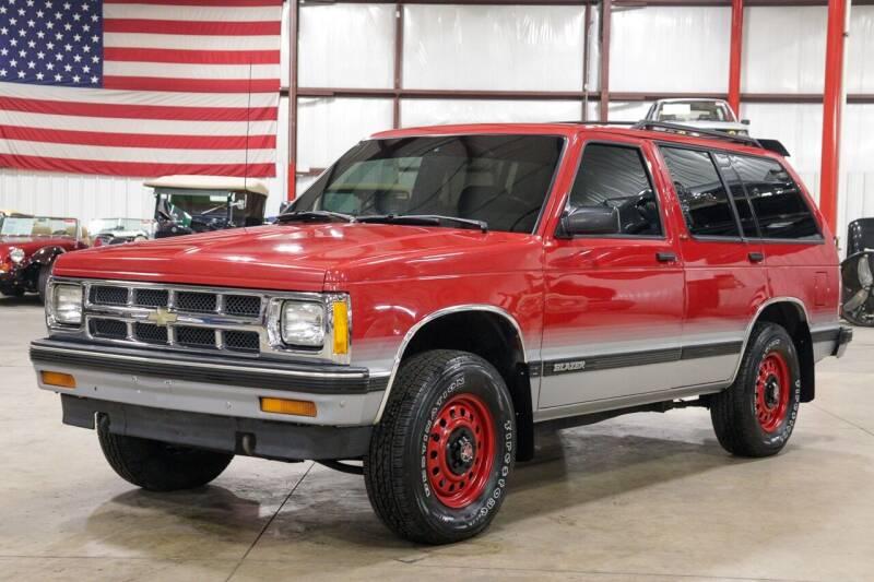 1992 Chevrolet S-10 Blazer for sale in Grand Rapids, MI
