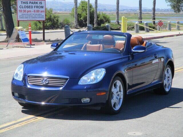 2005 Lexus SC 430 for sale at Convoy Motors LLC in National City CA