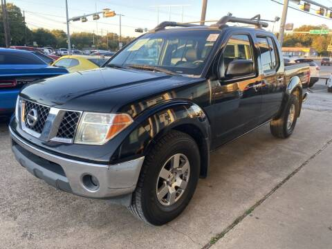 2008 Nissan Frontier for sale at Pary's Auto Sales in Garland TX