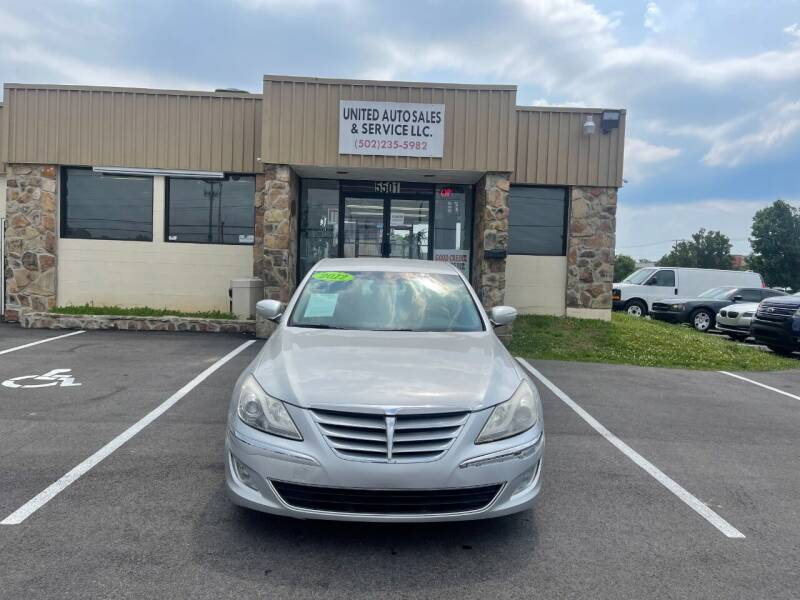 2012 Hyundai Genesis for sale in Louisville, KY