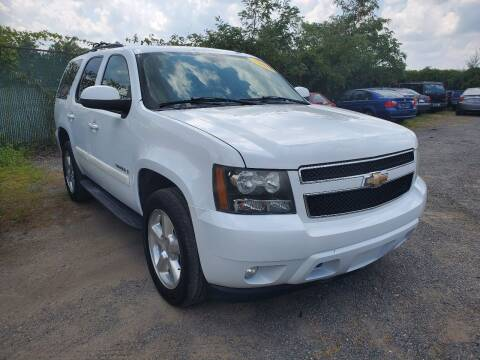 2008 Chevrolet Tahoe for sale at M & M Auto Brokers in Chantilly VA