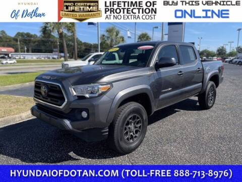 2018 Toyota Tacoma for sale at Mike Schmitz Automotive Group in Dothan AL