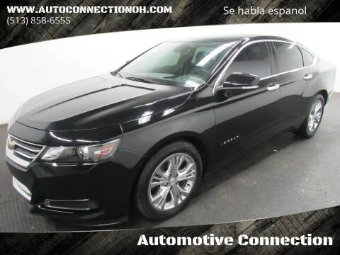 2015 Chevrolet Impala for sale at Automotive Connection in Fairfield OH