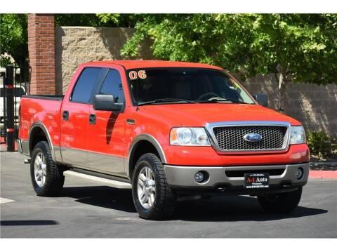 2006 Ford F-150 for sale at A-1 Auto Wholesale in Sacramento CA