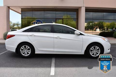 2012 Hyundai Sonata for sale at GOLDIES MOTORS in Phoenix AZ