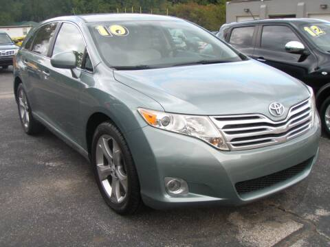 2010 Toyota Venza for sale at Autoworks in Mishawaka IN