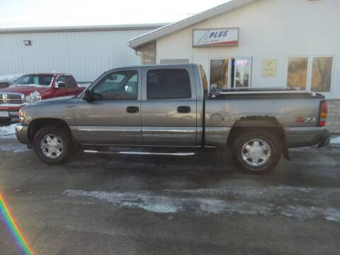 2006 GMC Sierra 1500 for sale at A Plus Auto Sales/ - A Plus Auto Sales in Sioux Falls SD