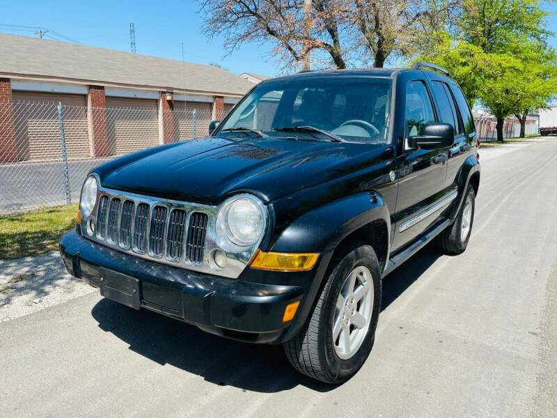 2006 Jeep Liberty for sale at High Beam Auto in Dallas TX