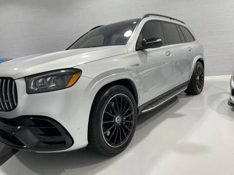 2021 Mercedes-Benz GLS for sale at POTOMAC WEST MOTORS in Springfield VA