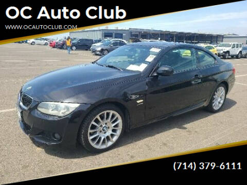 2012 BMW 3 Series for sale at OC Auto Club in Midway City CA
