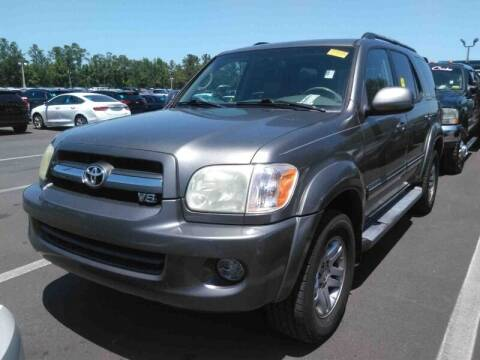 2005 Toyota Sequoia for sale at Sensible Choice Auto Sales, Inc. in Longwood FL