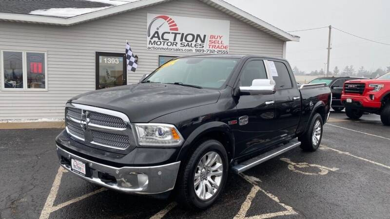 2016 RAM Ram Pickup 1500 for sale at Action Motor Sales in Gaylord MI