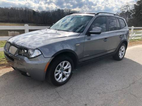 2010 BMW X3 for sale at Cross Automotive in Carrollton GA