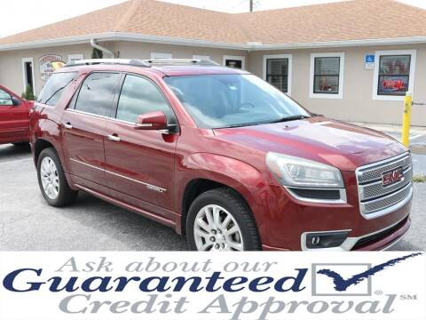 2015 GMC Acadia for sale at Universal Auto Sales in Plant City FL