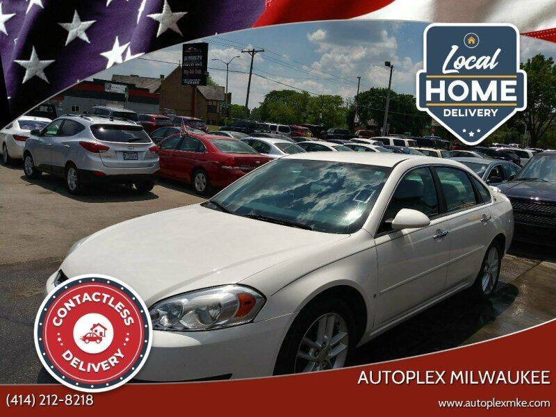 2008 Chevrolet Impala for sale at Autoplex Milwaukee in Milwaukee WI