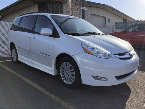 2008 Toyota Sienna for sale at Torgerson Auto Center in Bismarck ND